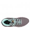 Dámska turistická obuv vysoká EVERETT-Narfha -