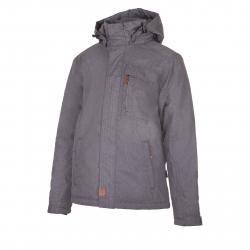 Pánska lyžiarska bunda AUTHORITY-ROARY grey