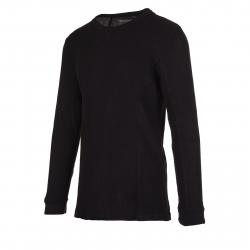 Pánske termo tričko s dlhým rukávom AUTHORITY-DANYTO black