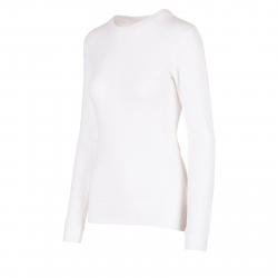 Dámske termo tričko s dlhým rukávom AUTHORITY-DANETYNA white