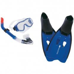 Potápačský set AQUALUNG-Set Karibik Junior
