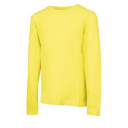 Detské termo tričko s dlhým rukávom AUTHORITY-DANYTNA neon