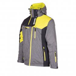 Pánska lyžiarska bunda AUTHORITY-RANDALL grey