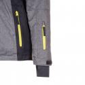 Pánska lyžiarska bunda AUTHORITY-RANDALL grey -