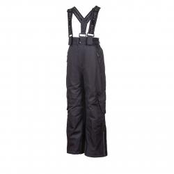 Detské lyžiarske nohavice AUTHORITY-KIDDIE P dk grey