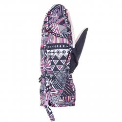 Lyžiarske rukavice AUTHORITY-GOLOA violet
