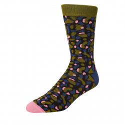 Módne ponožky HAPPY SOCKS-No Limit Sock