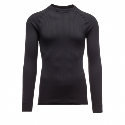 Pánske termo tričko s dlhým rukávom THERMOWAVE-PROGRESSIVE-Men-L-sleeve-Black