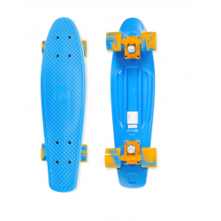 Pennyboard STREET SURFING-BEACH BOARD Ocean Breeze, modrý 100kg 5+ 57cm