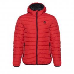 Pánska turistická bunda BERG OUTDOOR-ASTRY RED
