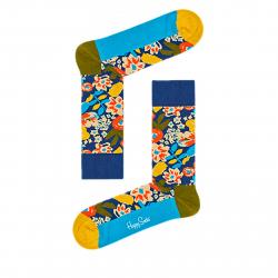 Módne ponožky HAPPY SOCKS-Top Floor Sock