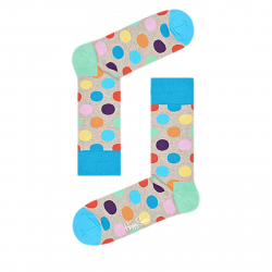 Módne ponožky HAPPY SOCKS-Happysocks BDO01-1001-M-L