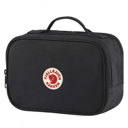 Toaletná taška FJALLRAVEN-Kanken Toiletry Bag / Kanken Toiletry Bag black