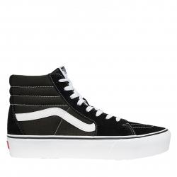 Rekreačná obuv VANS-UA SK8-HI PLATFORM 2 Black/True W VN0A3TKN6BT1