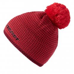 Juniorská zimná čiapka ZIENER IMIT JUNIOR - red