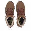 4fceb6dfe1d6 Dámska turistická obuv stredná BERG OUTDOOR-GROUSE SEPIA