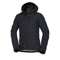 Pánska lyžiarska bunda NORTHFINDER-MILO-black