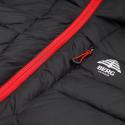 Pánska turistická bunda BERG OUTDOOR-ELLMAU BLACK -