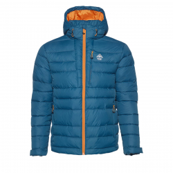 Pánska bunda BERG OUTDOOR-ELLMAU BLUE