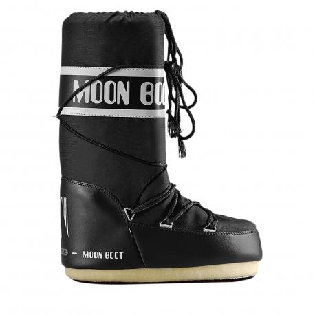 Dámska zimná obuv vysoká MOON BOOT-MBNYLON0012