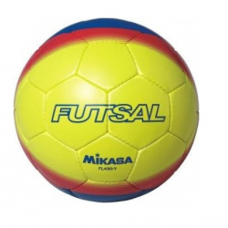 Futbalová halová lopta MIKASA FL430-Y FUTSAL Veľ.4 INDOOR