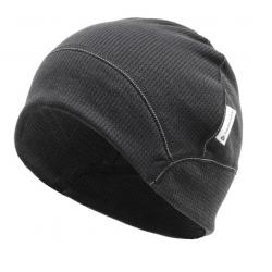 Pánska bežecká čiapka THERMOWAVE-RUNNING CAP 2 BLACK