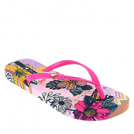 Dámske žabky (plážová obuv) IPANEMA-i love tribal 22750