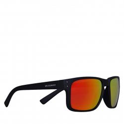 Športové okuliare BLIZZARD-Sun glasses PC606-112 rubber black, gun decor points, 65
