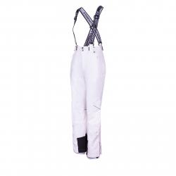 Dámske lyžiarske nohavice AUTHORITY-PAMIMA white