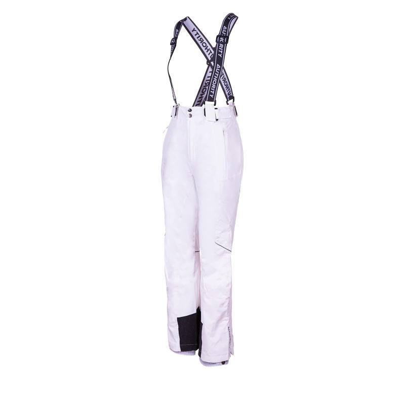 54bc4ece1 Dámske lyžiarske nohavice AUTHORITY-PAMIMA white | EXIsport Eshop