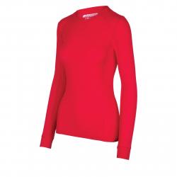Dámské termo triko s dlouhým rukávem AUTHORITY-DANETYNA red