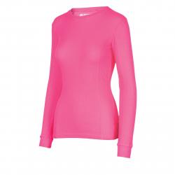 Dámske termo tričko s dlhým rukávom AUTHORITY-DANETYNA pink