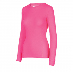 Dámské termo triko s dlouhým rukávem AUTHORITY-DANETYNA pink