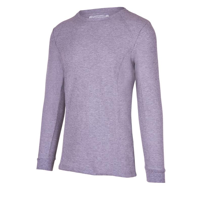 Pánske termo tričko s dlhým rukávom AUTHORITY-DANYTO grey  56a826bb3c6