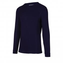 Pánske termo tričko s dlhým rukávom AUTHORITY-DANYTO dk blue