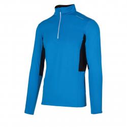 Pánske tričko s dlhým rukávom AUTHORITY-DRY8M blue