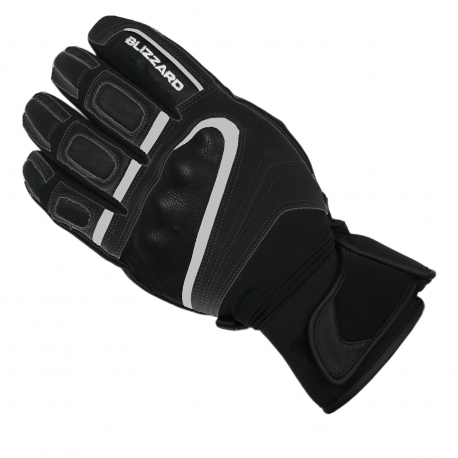 Lyžiarske rukavice BLIZZARD-Competition ski gloves, black/silver