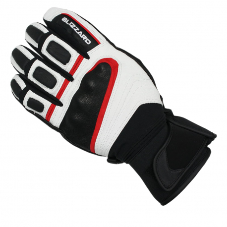 Lyžiarske rukavice BLIZZARD-Competition ski gloves, black/white/red