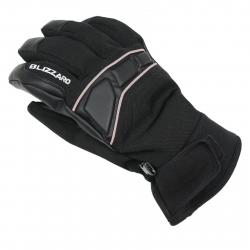 Lyžařské rukavice BLIZZARD-Profi ski gloves, black / silver