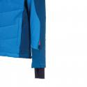 Pánska lyžiarska bunda BLIZZARD Mens Jacket Gerlos, petroleum/blue/orange -
