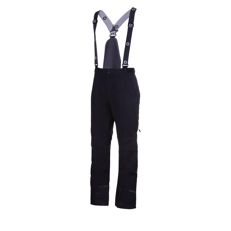 Pánske lyžiarske nohavice BLIZZARD-Mens Ski Pants Ischgl, black -