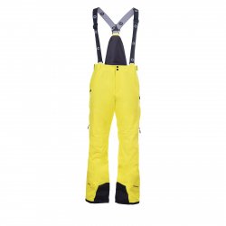 Pánske lyžiarske nohavice BLIZZARD Mens Ski Pants Ischgl, lime