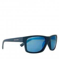 Športové okuliare BLIZZARD-Sun glasses POL602-0021 rubber dark blue, 67-17-135