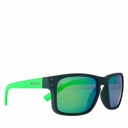 Športové okuliare BLIZZARD sun glasses POL606-0021 dark grey matt, 65-17-1