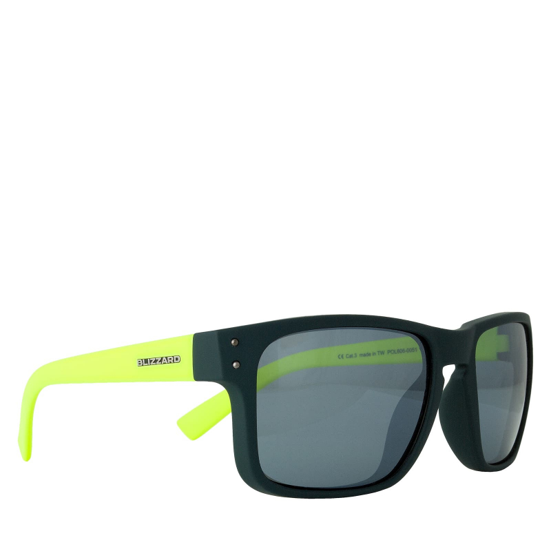 2e3308793 Športové okuliare BLIZZARD-Sun glasses POL606-0051 dark grey matt, 65-17-135