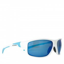 Športové okuliare BLIZZARD-Sun glasses POL202-0041 white shiny, 70-17-125