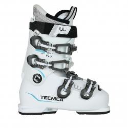 Dámske lyžiarky TECNICA Mach Sport 75 W HV, white/blue
