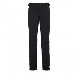 Pánske turistické softshellové nohavice BERG OUTDOOR-CANILLO BLACK M