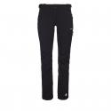 Dámske turistické softshellové nohavice BERG OUTDOOR-CANILLO BLACK W -