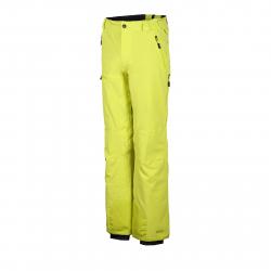 Pánske lyžiarske nohavice FUNDANGO-Rockwood-lime